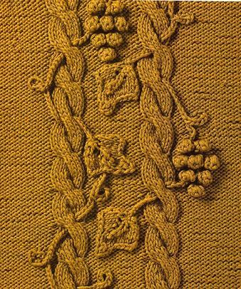 Схема кельтского узора