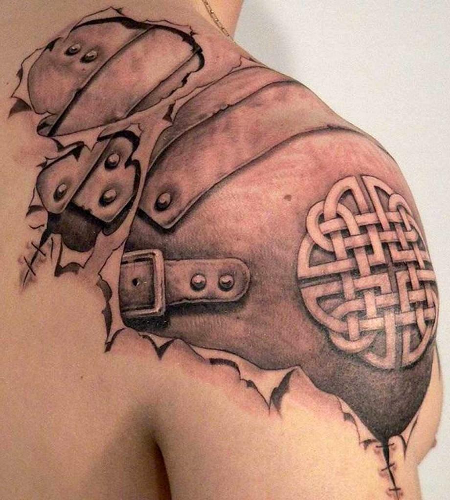 Кельтские татуировки