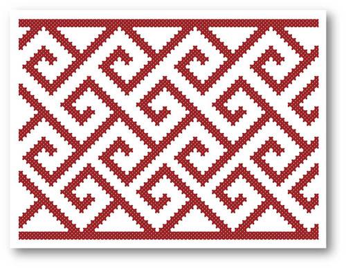 Кельтский орнамент.