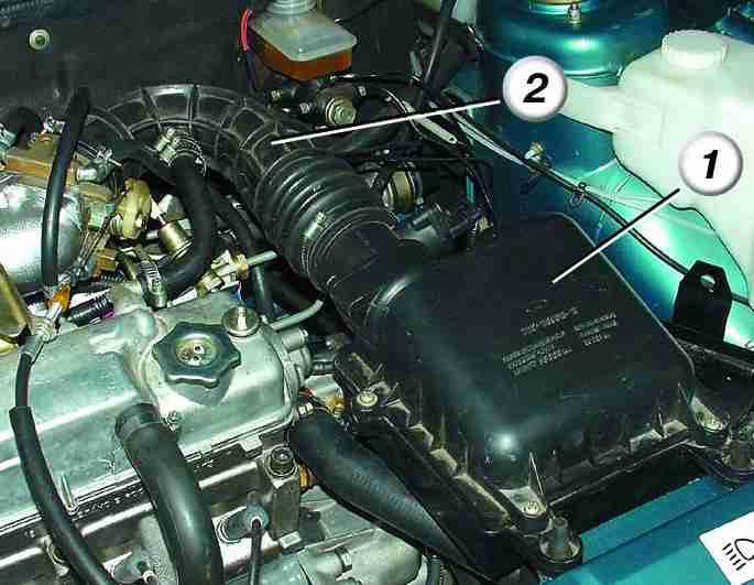 Фото №8 - неисправности ВАЗ 2110 инжектор 8 клапанов