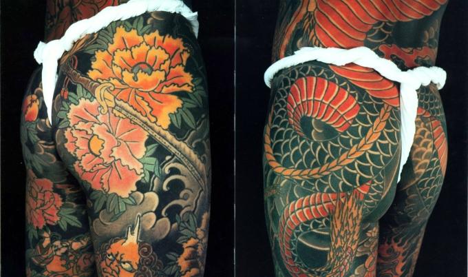 Мотивы татуировок