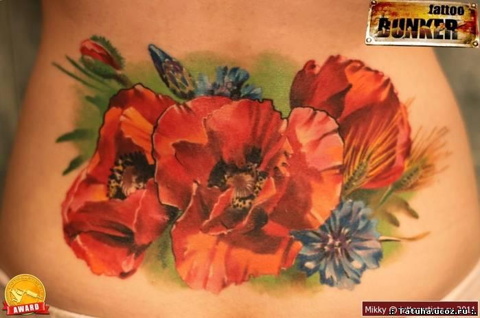 Татуировки дэвида бекхэма