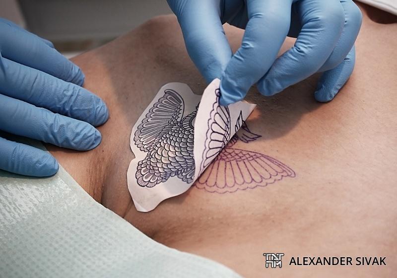 Татуировки у женщин девушек в интимных местах 25 фотография