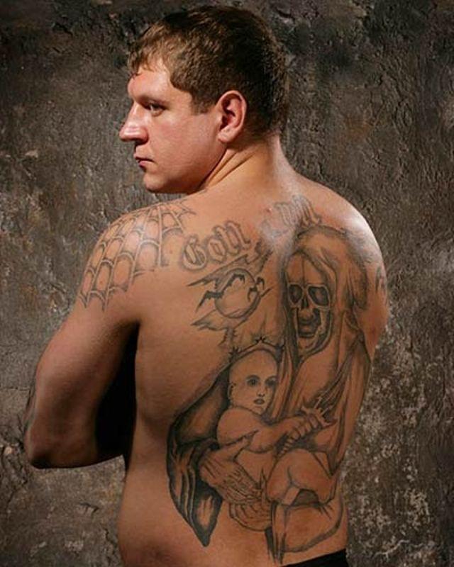 татуировки галерея