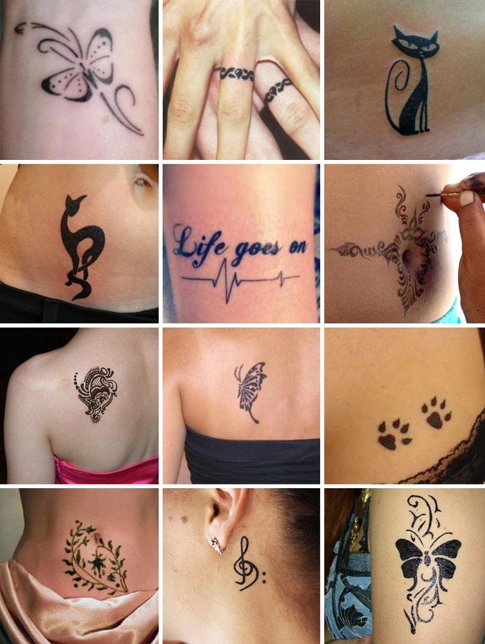 Татуировка в домашних условиях