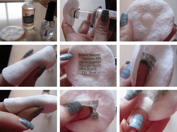 Дизайн ногтей фото с инструкцией